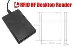 Low cost RFID 134.2Khz writer released by DAILY RFID