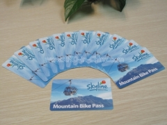 DAILY RFID Released the RFID Ticket Card with low price