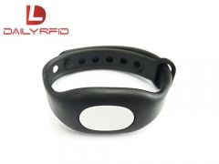 DAILY RFID Released the RFID Silicone Active Wristband