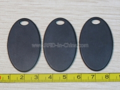 DAILY RFID released the Oblate UHF RFID Laundry Tag with good quality