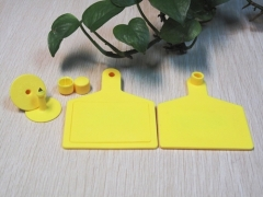 DAILY RFID Released the UHF RFID Printable Cow Tag for animal management