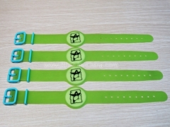DAILY RFID Released the newly Children RFID Cartoon Wristband