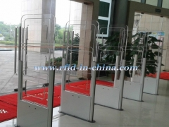 The RFID 3D I-Code Gate released by DAILY RFID